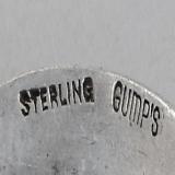 Vintage Cufflinks Jade Sterling Silver